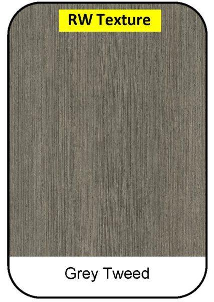Grey Tweed - RWT